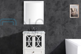 30 inch white free stading vanity in Mississauga